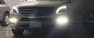 ロケーターライティング時のLEDバー光量設定